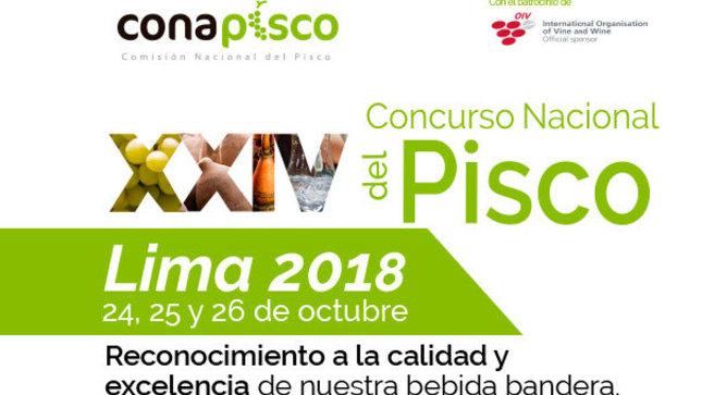 Campaign concurso pisco