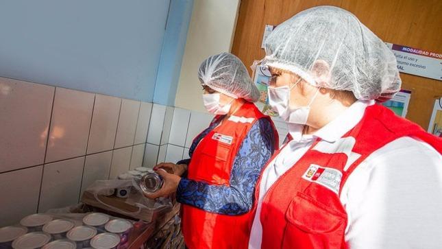Midis denuncia penalmente a empresa proveedora responsable de la afectación de salud en escolares en Cañete
