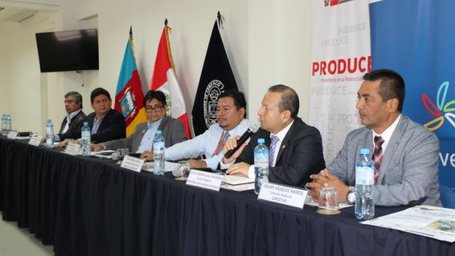 Lanzamiento en Piura de la Semana Empresarial Peruano Ecuatoriana
