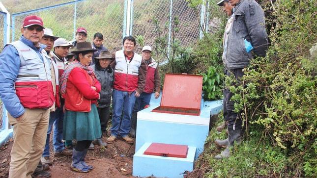 Implementan sistema de agua saludable contra la anemia y desnutrición en localidades de Apurímac