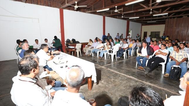 Minagri alista medidas para fomentar la asociatividad en pequeños agricultores