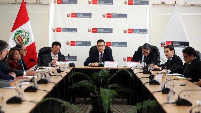 Ministerio de Trabajo busca formalizar el sector vigilancia