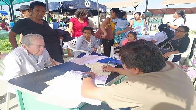 Minsa acerca servicios de salud a población afrodescendiente de la provincia piurana de Morropón