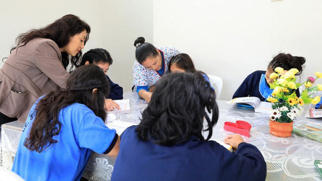 Mimp: más de mil 500 niñas, niños y adolescentes que estuvieron en situación de desprotección retornaron a sus hogares
