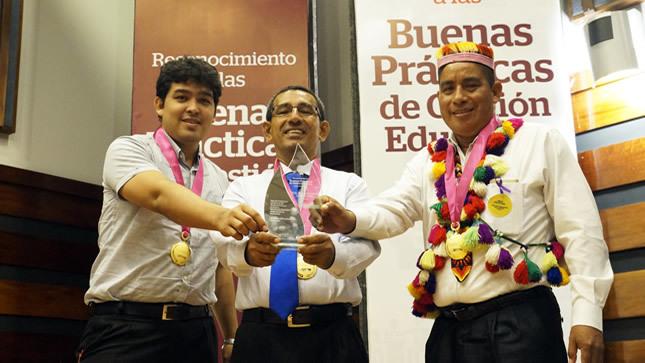 Minedu seleccionó 17 finalistas del Concurso de Buenas Prácticas de Gestión Educativa en las DRE y UGEL
