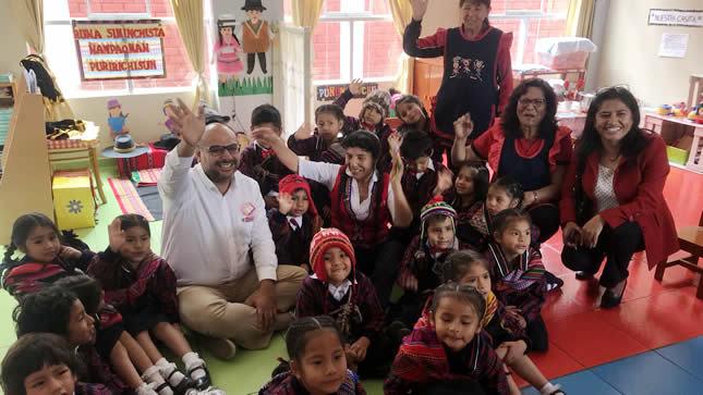 Ministro de Educación visitó Apurímac y firmó convenio de creación de instituto de excelencia