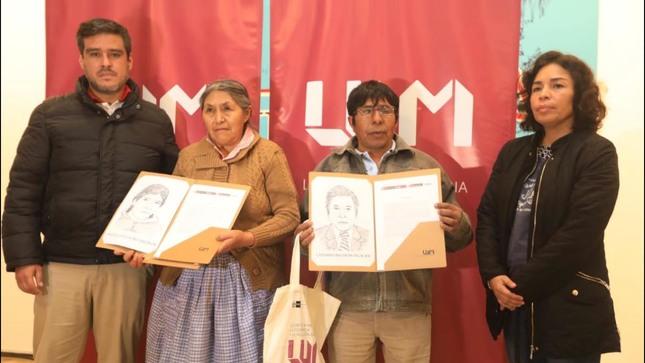 MINJUSDH participó en conmemoración por los 33 años del caso Accomarca