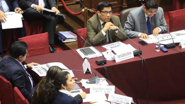 Presupuesto del sector Justicia para el 2019 asciende a S/ 1,856 millones