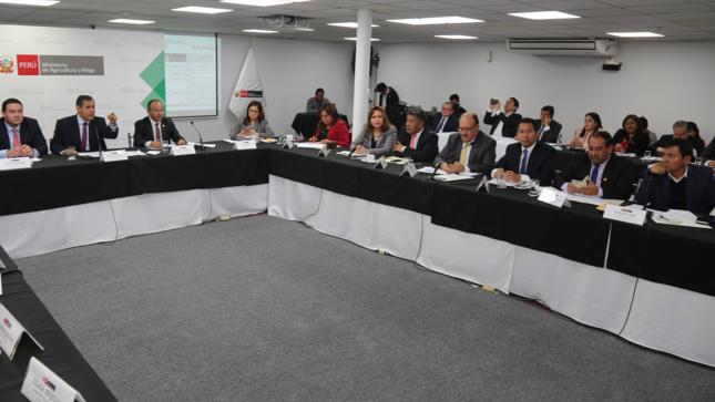Minagri proyecta cofinanciar 301 planes de negocios por S/ 121.9 millones a través del programa Agroideas