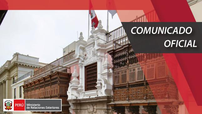 Gobierno del Perú saluda la celebración de la III Cumbre Intercoreana