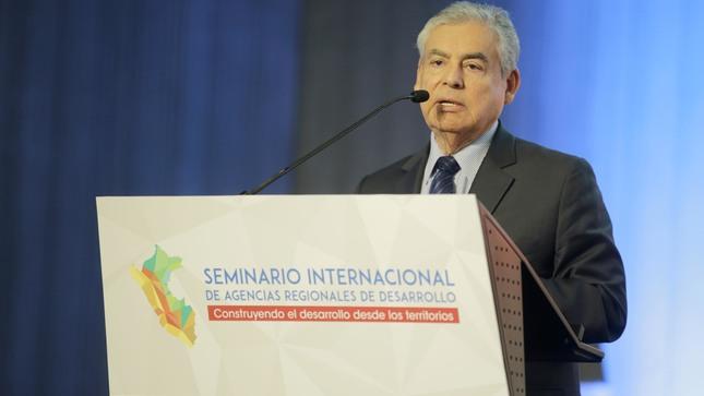 César Villanueva: La visión territorial es una necesidad vital para el desarrollo