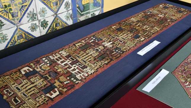 Presentan más de 1700 bienes culturales recuperados en el extranjero