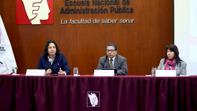 Ministra Fabiola Muñoz: Actuar con transparencia es una de las mejores formas para erradicar la corrupción