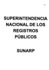Preview informe para la transferencia de gestion de la sunarp set2018