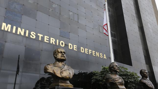 Ministerio de Defensa aprueba Política de Integridad y Lucha Contra la Corrupción en el sector