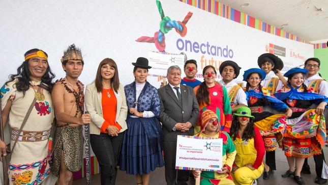 Ministra Liliana La Rosa pide incluir temas de Desarrollo e Inclusión Social en el debate nacional
