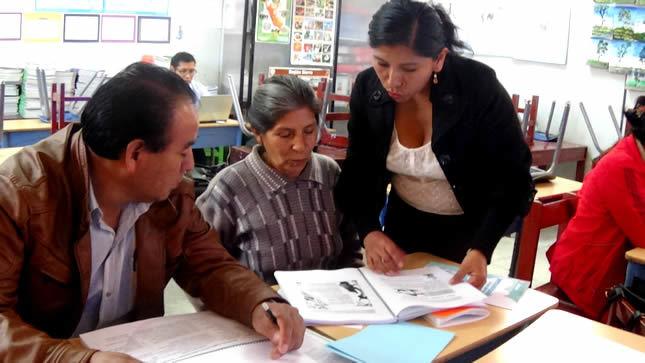 Minedu desarrolla talleres socioemocionales para docentes de Ica y Ayacucho