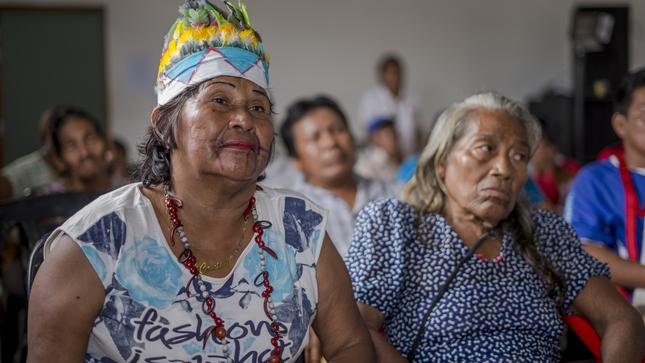Mimp interviene con estrategia rural para prevenir casos de violencia contra la mujer