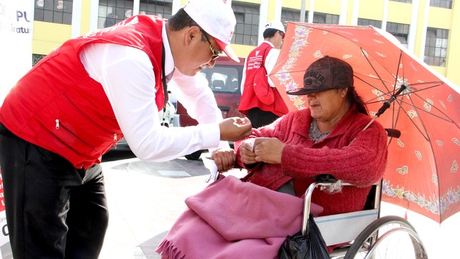 MINJUSDH trabaja en defensa de los derechos de las personas con discapacidad
