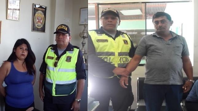 Chiclayo: Capturan a siete requisitoriados e incautan arma de fuego