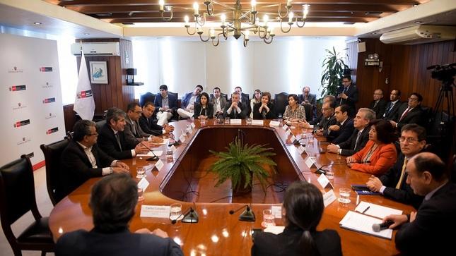 Sector público y privado trabajarán conjuntamente en Mesa Ejecutiva para el Desarrollo del Sector Turismo