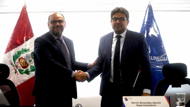 La Reforma Universitaria entra en una nueva etapa, dice ministro Alfaro