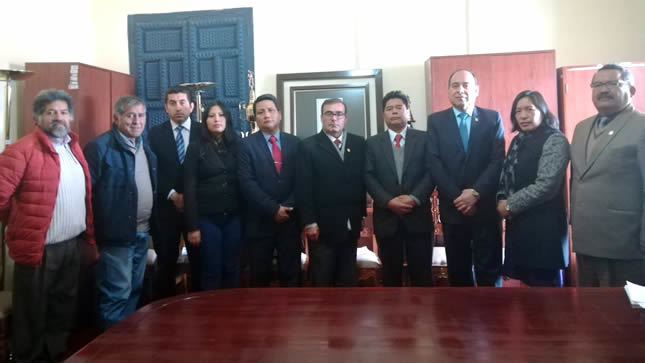 Universitarios de Quillabamba tienen garantizada la continuidad del servicio educativo