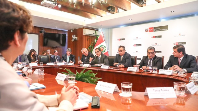 Se instala Mesa Ejecutiva para mejorar productividad y promover inversiones en el sector minero energético