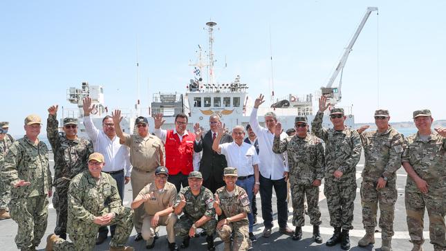Standard m%c3%a1s de 5 mil peruanos se beneficiaron con atenciones del buque hospital de estados unidos