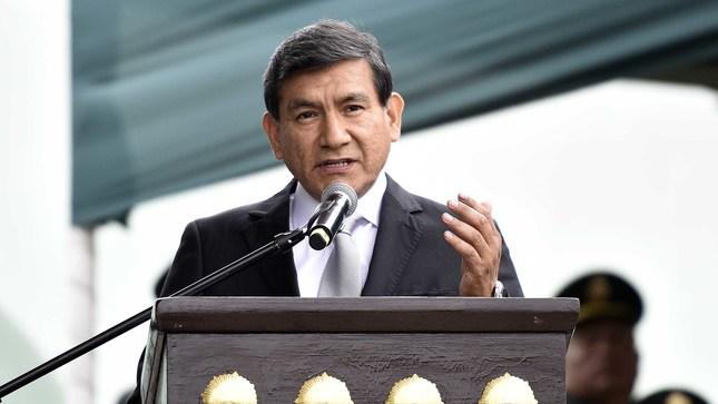 Ministro Morán anunció creación de equipo especial policial para el caso Lava Jato