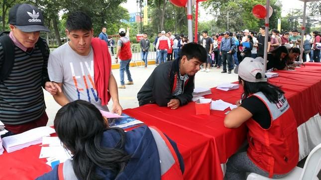 Ministerio de Trabajo ofrece más de 10 mil empleos formales