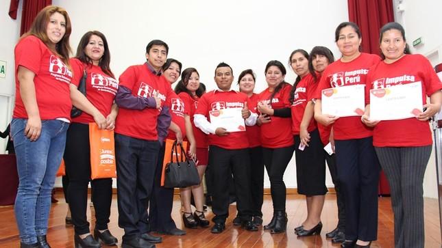 Ministerio de Trabajo capacitó a 100 personas de Lima