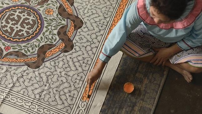 Textiles amazónicos (Foto: Mincetur)