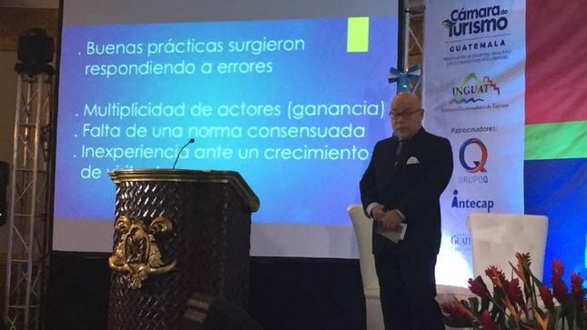 Standard conferencia guatemala