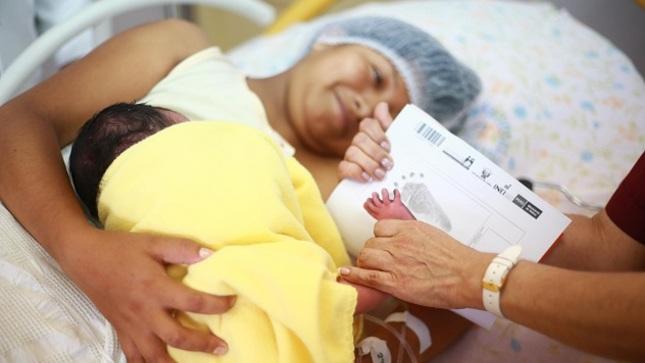 Sistema de registro del recién nacido será totalmente sistematizado en establecimientos del Minsa